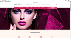 Webtexte für Internetauftritt Magic Cosmetic
